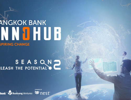 Global startups invited to apply for Bangkok Bank InnoHub Season 2: Bangkok Bank joins with Nest to drive Thailand's startup ecosystem