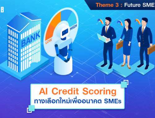 AI Credit Scoring – a New Future for SMEs