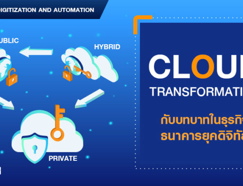Cloud Transformation and Banking in the Digital Age