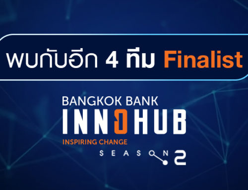 Getting to Know The Remaining 4 of Bangkok Bank InnoHub Finalists