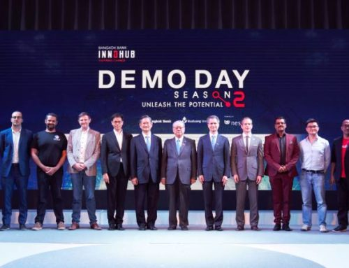 Bangkok Bank InnoHub Season 2 showcases innovative technologies from eight finalists at Demo Day 2019