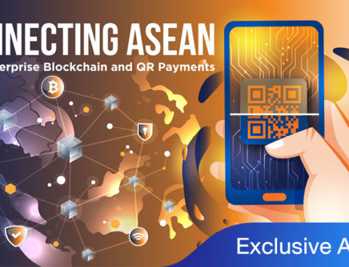 Connecting ASEAN with Enterprise Blockchain and QR Payments