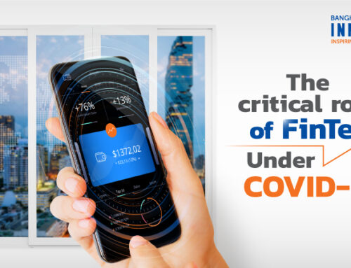The Critical Role of FinTech Under COVID-19