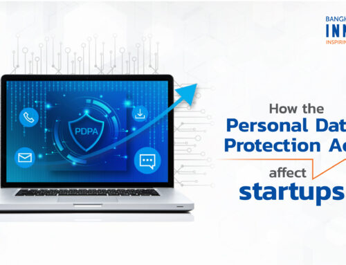 How the Personal Data Protection Act will affect startups