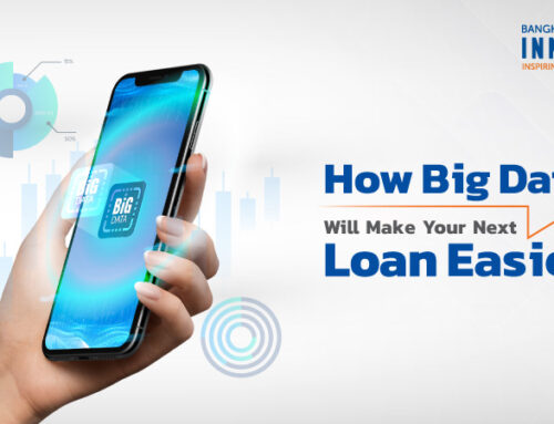 How Big Data will make your next loan easier