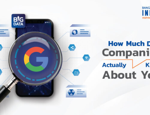 How much do companies actually know about you?