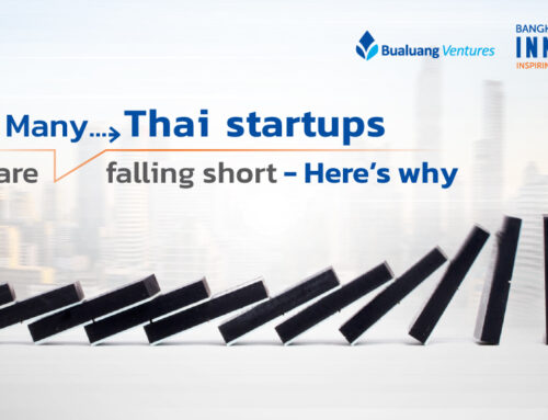 Many Thai startups are falling short – here's why