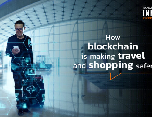 How blockchain is making travel and shopping safer